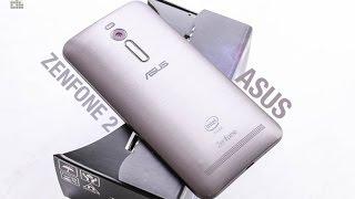 ASUS ZenFone 2 ZE551ML - обзор [review] смартфона от Keddr.com