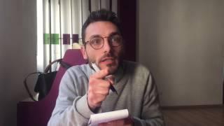 Roberto Calabrese - Attore - Self Tape - Commedia Romanesco