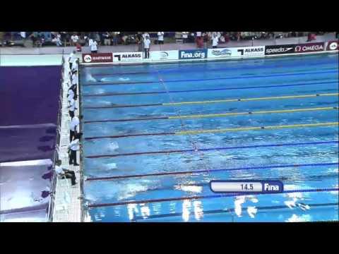 World Cup 2014 Doha (Qatar). FINAL Womens 200m Individual Medley...