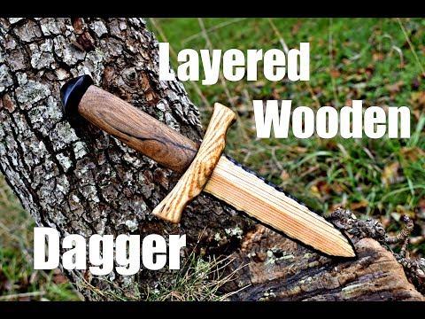 Woodworking - Wooden Dagger