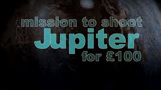 Cool shots of Jupiter, Saturn and Mars: £100 Mission TRAILER