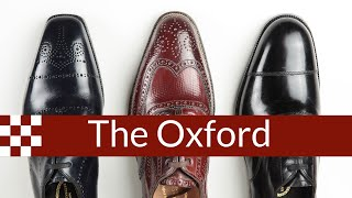 Know Your Shoes : the Oxford