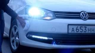 polo sedan drl led shop polosedan