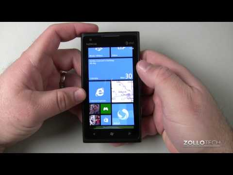 Windows Phone 7.8 Update Overview
