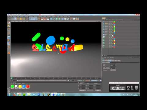 Cinema 4D | Speed art by Lacino