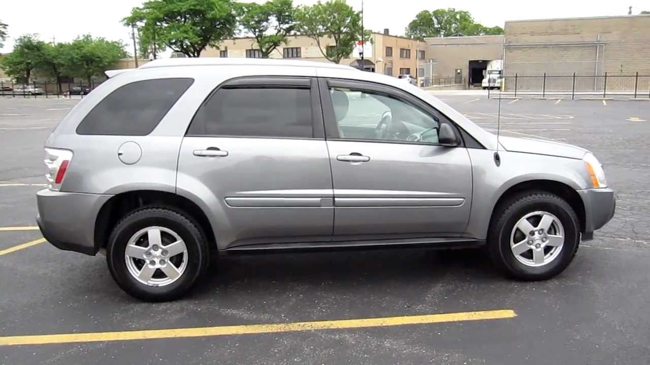 2005 chevy equinox lt for sale chicago youtube. Black Bedroom Furniture Sets. Home Design Ideas
