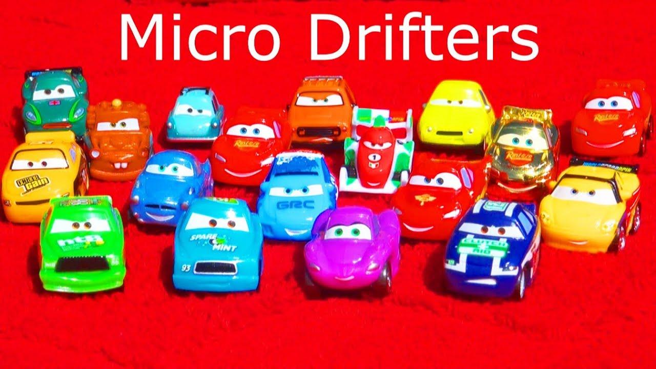 Mini Drifters Cars