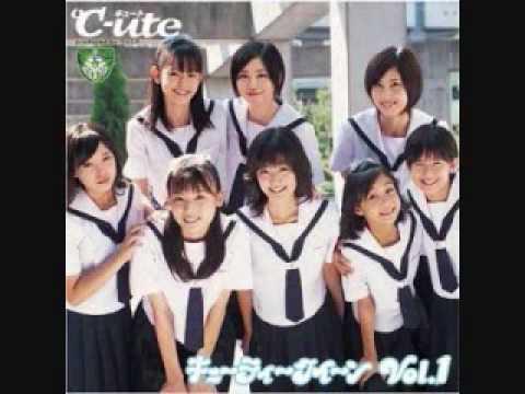 C-ute - Soku Dakishimete