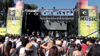 OCEAN SOLDIERS *RIP CURL MUSIC FESTIVAL 2012*
