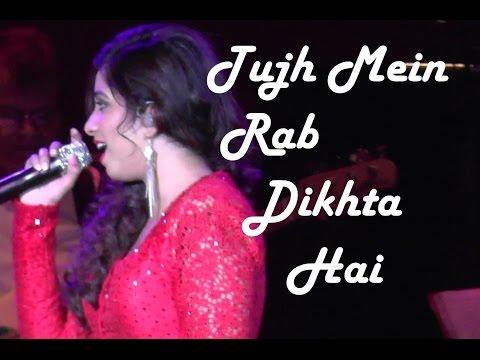 Shreya Ghoshal Live In The Netherlands: Tujh Mein Rab Dikhta Hai