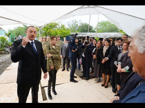 """Prezident: """"Bu məmurları cəzalandıracağıq"""" - Vətəndaş: """"Azərbaycanda kobud olmayan mə"""