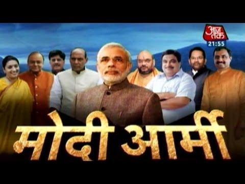 Visesh: Narendra Modi's 'Loyal Soldiers'