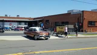 Automotive Driving Museum Tri-Five Show, El Segundo, CA - April 3, 2019