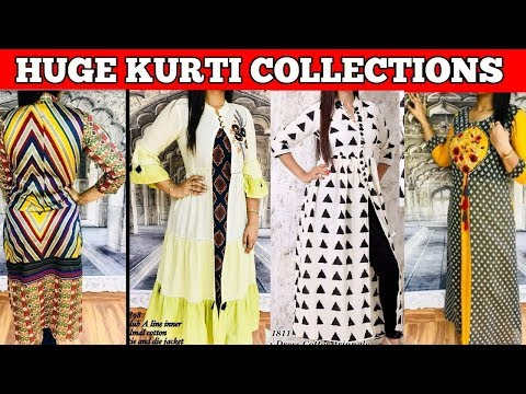 Top collection kurti in many designs