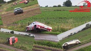 Rally van Wervik 2019    Crashes, Mistakes & Hot moments
