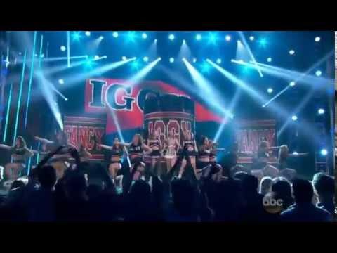 Fancy (feat. Charli XCX) / Problem (feat. Iggy Azalea) LIVE ON BILLBOARD MUSIC AWARDS 2014