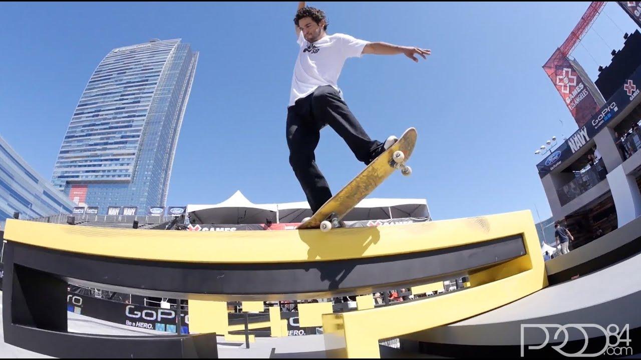 Paul Rodriguez 2013 Paul Rodriguez Warm up Clip