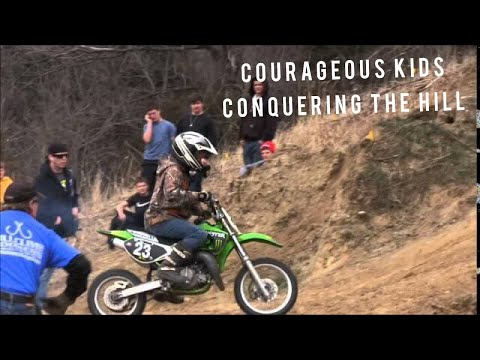 2014 Courageous Kids Conquering the Logan Motorcycle Hill Climb