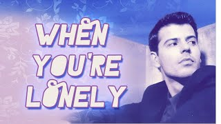 Watch Jordan Knight When Youre Lonely video
