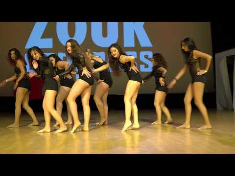 CZC18 Performance by ZoukBabes ~ Zouk Soul