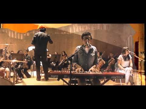 ruidoblanco con la orquesta  Jesus de Monasterio. Ultima version de ti