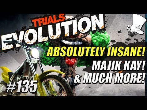 Trials Evolution #135 - Absolutely Insane! Majik Kay & Much More!