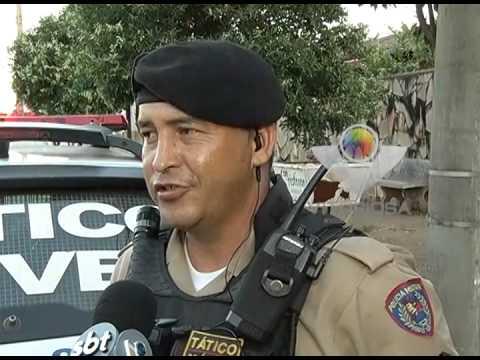 Menor de idade é preso na área central de Araguari