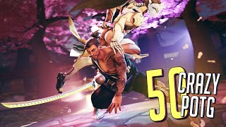 50 CRAZY PLAYS OF THE GAME ►Overwatch Highlights Community Montage