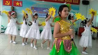 Thuong lam thay co ơi( lớp 5/12 trình bày)hãy đăng kí kênh để nhận video đàn và văn nghệ mới nhất