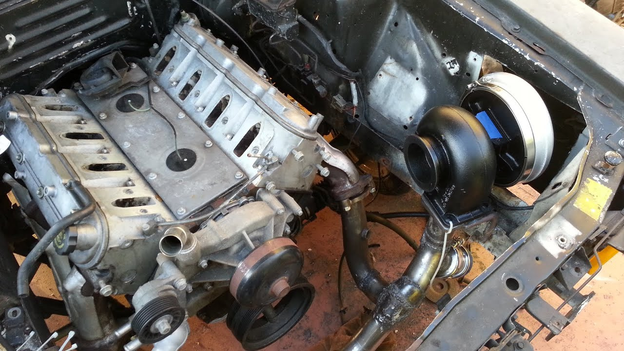 Lsx Turbo Ford Fairmont Build Video 18 Turbo Manifold
