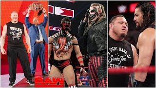 WWE Monday Night Raw 29 July 2019 Highlights ! WWE Raw 07/29/19 Highlights ! Preview
