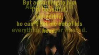 download lagu Orianthi According To You  Lyrics Hq gratis