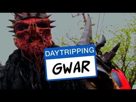 GWAR - Not Fucking Amateurs - Daytripping