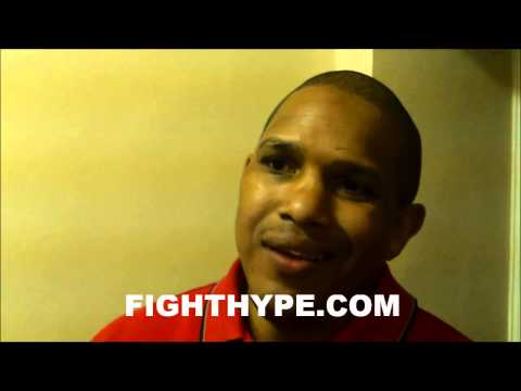 SHARMBA MITCHELL SAYS FLOYD MAYWEATHER WASNT THE TOUGHEST BUT THE SMARTEST HE EVER FACED