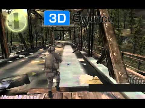 3D Sava� Kamp� Online - 3DOyuncucom