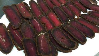 How To Make Pastirma/Basturma (Cured Beef)