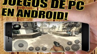 Juega a juegos de Pc en Android (Sin PC) - Remotr Cloud