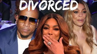 Wendy Williams FILED FOR DIVORCE | Wendy's Marriage is OVER!