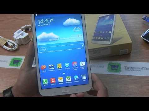 Samsung Galaxy Tab 3 Review HD ( in ROmana ) - www.TelefonulTau.eu -