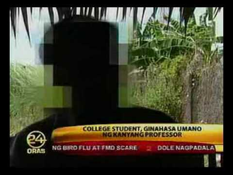 Student Raped by Professor