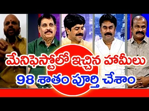 Yes We Have Courage To Do Something For Andhra Pradesh Special Status | TDP Leader Varma