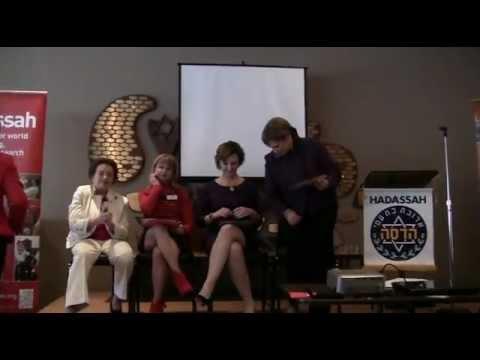 Greater Atlanta Hadassah - Women's Heart Health community health education forum, February 17, 2013