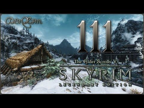 Прохождение TES V: Skyrim - Legendary Edition — #111: Я живой