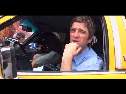Noel Gallagher & Mischa Barton - Behind the Scenes of