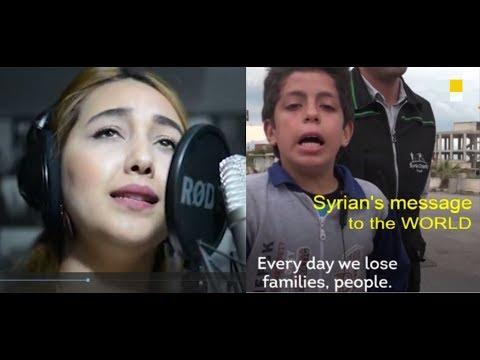 For Peace - Najwa Farouk - Matet 9oloub Nass Cover نجوى فاروق   ماتت قلوب الناس