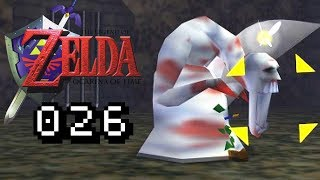 so BRUTAL IST ZELDA - Lets Play Zelda Ocarina of Time Gameplay #026 Deutsch German