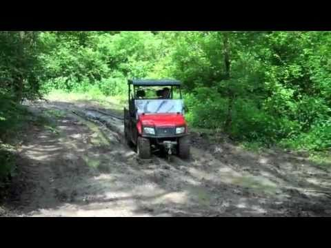 Landmaster LM650 Test at Thrashing Trails