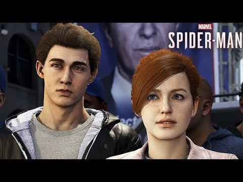 ЖЕСТЬ НА НАГРАЖДЕНИИ ► Spider-Man #7