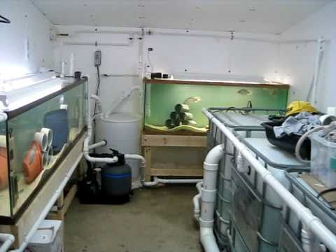 DIY Small Scale Aquaculture System - Vid # 3