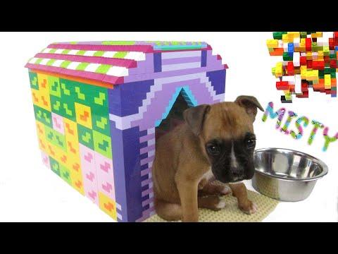 Lego Misty: Doghouse 1 by Misty Brick.
